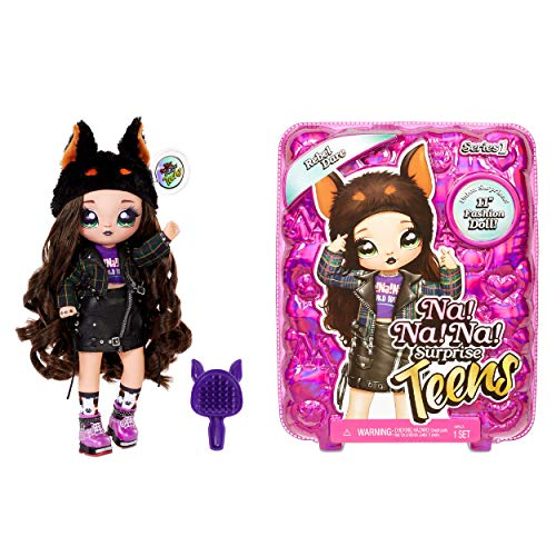 L.O.L. Surprise! 573890EUC NA Surprise Teens Doll-Rebel Dare