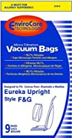 DVC 433853Eureka F & G紙バッグMicrolined (3パック)