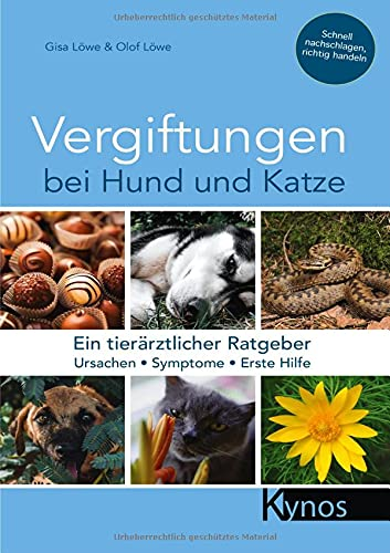 Vergiftungen bei Hund und Katze: Ein tierärztlicher Ratgeber