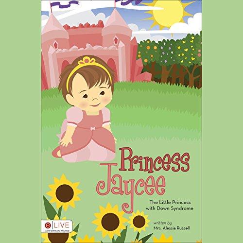 Princess Jaycee  audiobook cover art