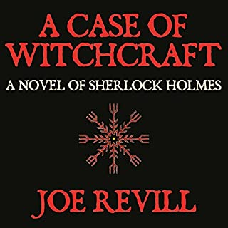 A Case of Witchcraft audiobook cover art