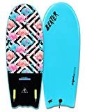 Catch Surf 54' Beater Pro Twin Fin Soft Surfboard (Tyler Stanaland Cool Blue)