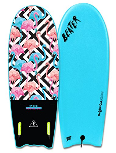 Catch Surf 54' Beater Pro Twin Fin Soft Surfboard (Tyler Stanaland Cool Blue)