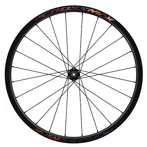 Pegatinas Llantas Bicicleta 29' Mavic Crossmax Elite TL WH19 VINILOS Ruedas Nebula Mod.03