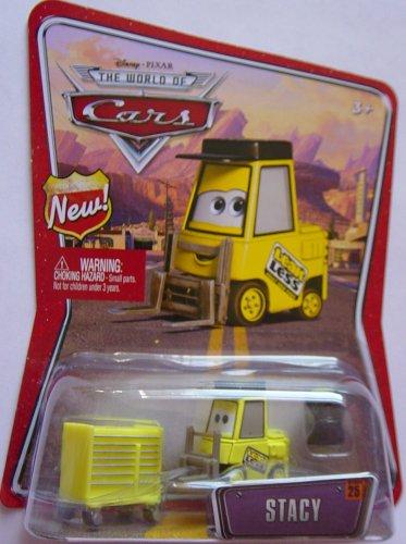 New Disney Pixar Cars Series 3 World Of Cars - Stacy (Leak Less Pitty)