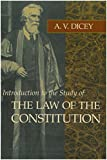 Introduction to the Study of the Law of the Constitution