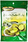 Mrs Wages Bread and Butter Pickles Quick Process Mix (VALUE PACK of 6)...