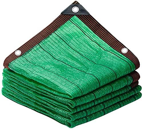 ZXCVB Bloqueador de la Sombra de la Sombra de la Sombra de la Sombra de la Sombra de la Pata, la Cubierta de sombreado aislada del balcón Verde del Protector Solar para Las Flores del Patio del Techo