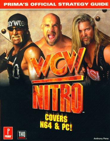 Wcw Nitro Covers N64 & Pc!