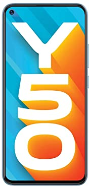 Vivo Y50 (Pearl White, 8GB RAM, 128GB Storage) with No Cost EMI/Additional Exchange Offers