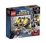 LEGO Superheroes Superman Metropolis Showdown 76002 Interlocking Set