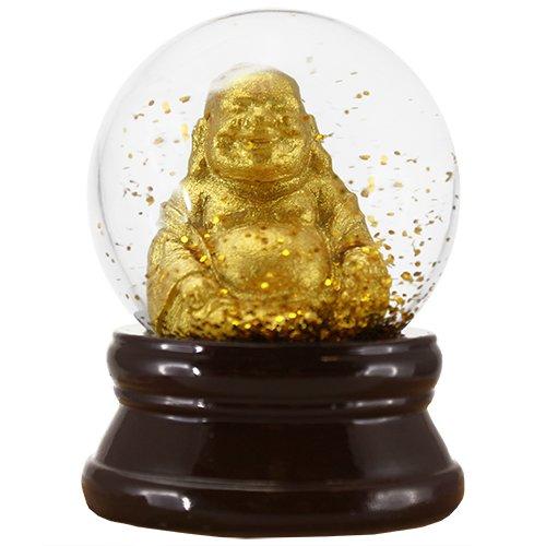 World Buyers Golden Buddha Snow Globe (Small)