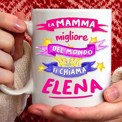 Taza Mamá Elena El gadget perfecto para todas las madres con nombre ELENA