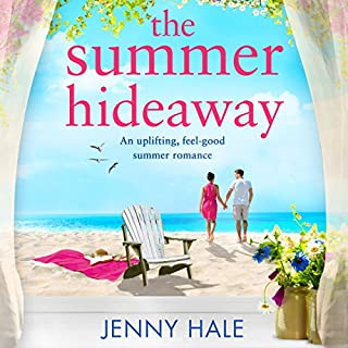 The Summer Hideaway audiobook cover art