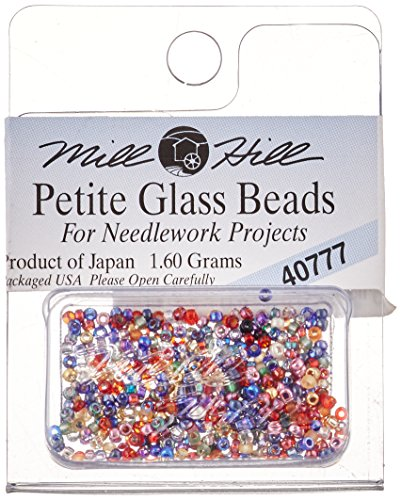 Mill Hill Petite Glass Seed Beads, Potpourri