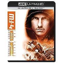 ミッション:インポッシブル/ゴースト・プロトコル (4K ULTRA HD ...