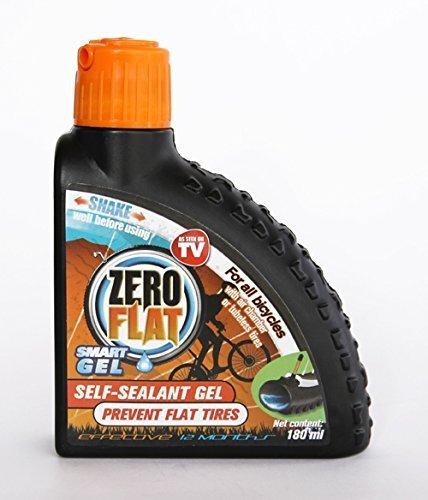 Zero Flat - Gel Anti-Pinchazos para bicicletas