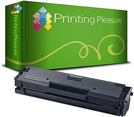 Toner Compatibile per Samsung Xpress M2020 W, M2021 W, M2022 W, M2026 W, M2070 W FW F FH HW, M2071 W FH HW, M2078 W Serie | MLT-D111S/ELS, Colore: Nero