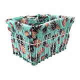 Cruiser Candy Pineapple Fantasy Bicycle Bask Liner