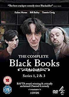 The Complete Black Books - Series 1, 2 & 3