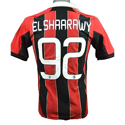 adidas Maillot Domicile Milan AC 2012/2013 El Shaarawy
