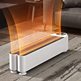 YDYJ electric patio heaters outdoor patio heaters Baseboard 3000W convection heating multiple protection...