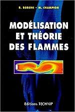 Modélisation et théorie des flammes de R. Borghi
