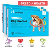 Embark | Dog DNA Test | Breed Identification | 160 Health Results | 200K Genetic...