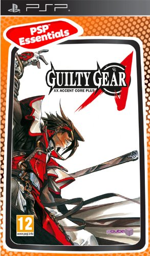 PSP GUILTY GEAR XX : ACCENT CORE PLUS (EU)