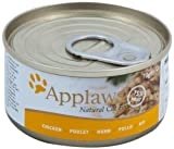 Applaws Katze Dose Hühnchenbrust, 24er Pack (24 x 70 g)