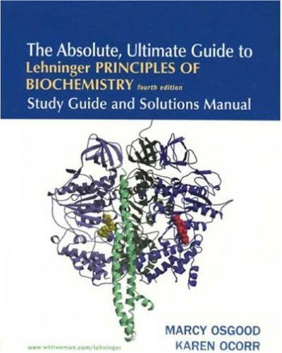 Best absolute ultimate guide to principles of biochemistry for 2020