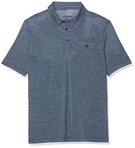 Schöffel Herren Polo Shirt Dover2' Dress Blues, 52