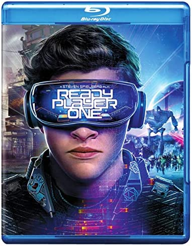 Ready Player One Blu ray product image