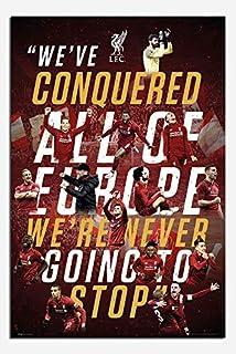 Liverpool FC Digital Art Silk Poster 12x18 24x36