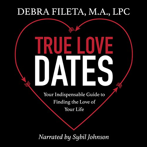 True Love Dates audiobook cover art