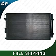 COF136 3894 AC A/C Condenser for Ford Lincoln Fits 11-14 Edge MKX 3.5 3.7 V6