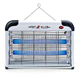 Electric Bug Zapper/Pest Repeller Control-Strongest Indoor 2800 Volt UV...