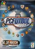 PC Fútbol 2001 en español Producto Oficial Videojuego Completo