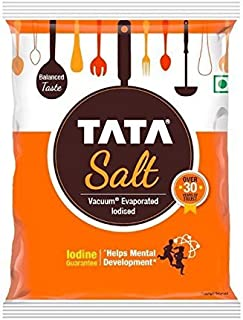 Tata Salt, 1kg best spice of India - By Ethnic choice