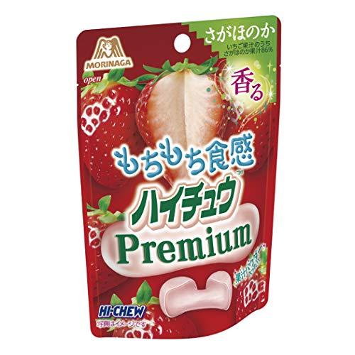 森永製菓 ハイチュウプレミアム&ltさがほのか&gt 35g ×10個
