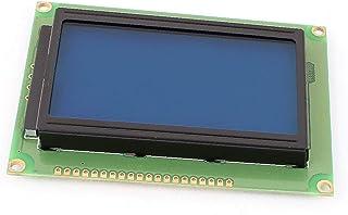 "X-DREE LCD12864 Display Dot high performance matrix 3.2"" LCD essential Screen DC 5V well made Module for MCU(fb3-e8-1d-7d4)"