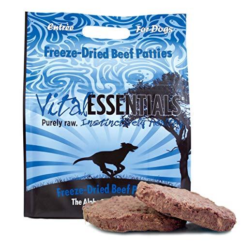 Vital Essentials Freeze-Dried Grain-Free Beef...