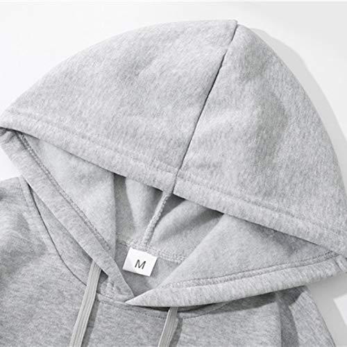 BTS Crop Top Long Sleeve Jumpers Street Fashion for K-Pop Crewneck Sweatshirt Brown Hoodie Kid Unisex M