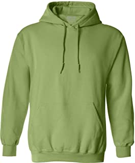 Joe's USA Hoodies Soft & Cozy Hooded Sweatshirt,5X-Large Kiwi