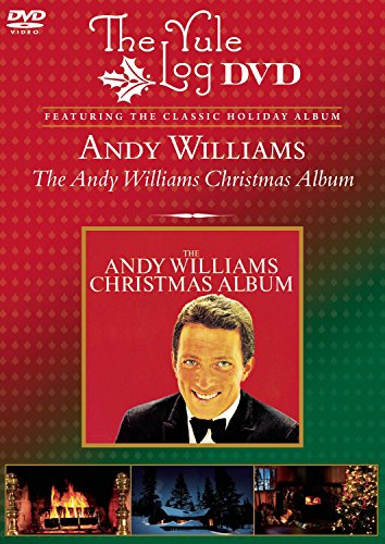 The Andy Williams Christmas - The Yule Log DVD