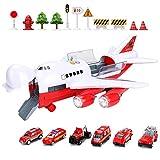 CestMall Trucks Car Airplane Toy...