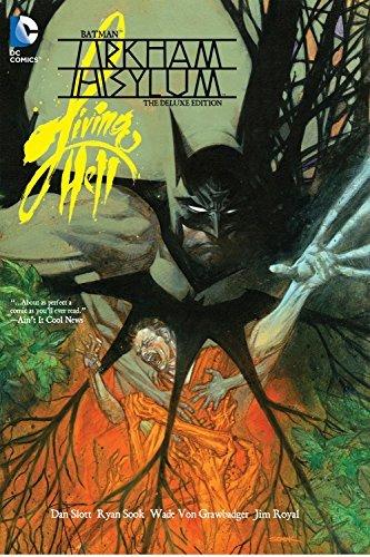 [(Batman Arkham Asylum Living Hell)] [ By (artist) Ryan Sook, By (author) Dan Slott ] [June, 2014]
