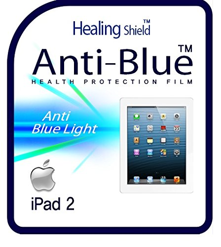 Why Choose Healingshield Screen Protector Eye Protection Anti UV Blue Ray Film Compatible for Apple ...