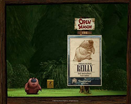 Open Season (75cm x 60cm) Silk Poster (L2K3-9191)