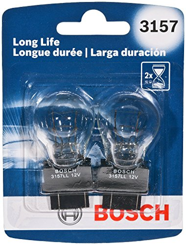 Bosch 3157 Long Life Upgrade Minature Bulb, Pack of 2